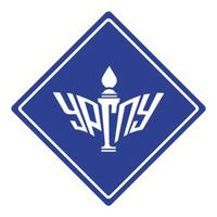 Логотип высшего учебного заведения «Уральский государственный педагогический университет»