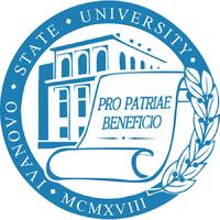 Логотип высшего учебного заведения «Ивановский государственный университет»