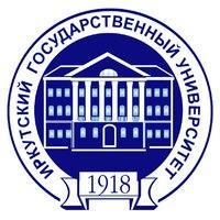 Логотип высшего учебного заведения «Иркутский государственный университет»
