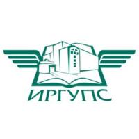 Логотип высшего учебного заведения «Иркутский государственный университет путей сообщения»