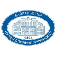 Логотип высшего учебного заведения «Байкальский государственный университет»