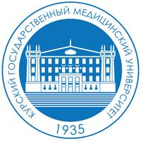 Логотип высшего учебного заведения «Курский государственный медицинский университет»