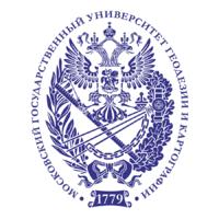Логотип высшего учебного заведения «Московский государственный университет геодезии и картографии»