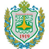 Логотип высшего учебного заведения «Мытищинский филиал МГТУ им. Н. Э. Баумана (бывший МГУЛ)»
