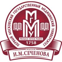 Логотип высшего учебного заведения «Московский государственный медицинский университет имени И.М. Сеченова (бывший ММА им. И.М. Сеченова, 1-й МГМИ)»