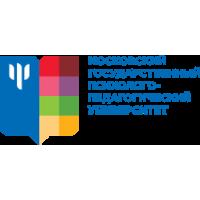 Логотип высшего учебного заведения «Московский государственный психолого-педагогический университет»