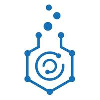 Логотип высшего учебного заведения «Российский химико-технологический университет имени Д.И. Менделеева (бывший МХТИ)»