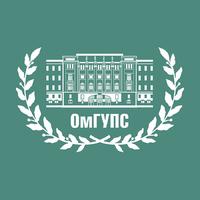 Логотип высшего учебного заведения «Омский государственный университет путей сообщения»