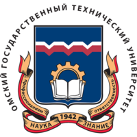 Логотип высшего учебного заведения «Омский государственный технический университет (бывший ОПИ)»