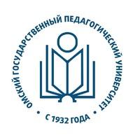 Логотип высшего учебного заведения «Омский государственный педагогический университет»