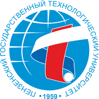 Логотип высшего учебного заведения «Пензенский государственный технологический университет»