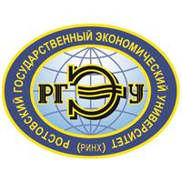 Логотип высшего учебного заведения «Ростовский государственный экономический университет (РИНХ)»