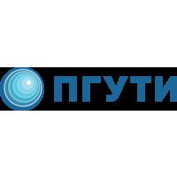Логотип высшего учебного заведения «Поволжский государственный университет телекоммуникаций и информатики»
