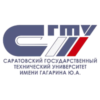 Логотип высшего учебного заведения «Саратовский государственный технический университет имени Ю.А. Гагарина»