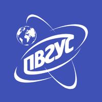 Логотип высшего учебного заведения «Поволжский государственный университет сервиса»