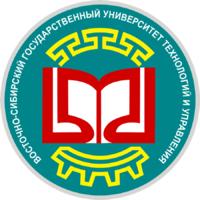 Логотип высшего учебного заведения «Восточно-Сибирский государственный университет технологий и управления»