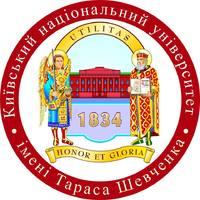 Логотип высшего учебного заведения «Киевский национальный университет имени Т. Шевченко»