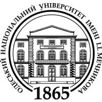 Логотип высшего учебного заведения «Одесский национальный университет им. И.И. Мечникова»