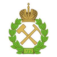 Логотип высшего учебного заведения «Санкт-Петербургский горный университет»