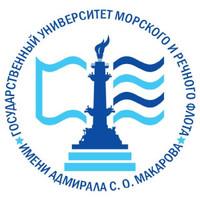Логотип высшего учебного заведения «Государственный университет морского и речного флота имени адмирала С.О. Макарова»