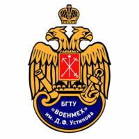 Логотип высшего учебного заведения «Балтийский государственный технический университет «ВОЕНМЕХ» имени Д.Ф. Устинова»
