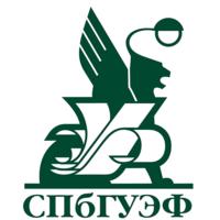 Логотип высшего учебного заведения «Санкт-Петербургский государственный университет экономики и финансов»