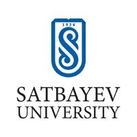 Логотип высшего учебного заведения «Казахский национальный исследовательский технический университет имени К. И. Сатпаева»