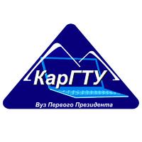 Логотип высшего учебного заведения «Карагандинский технический университет»