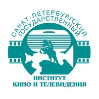 Логотип высшего учебного заведения «Санкт-Петербургский государственный университет кино и телевидения»