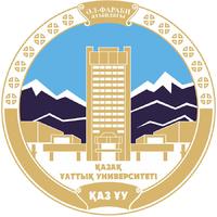 Логотип высшего учебного заведения «Казахский национальный университет имени аль-Фараби»