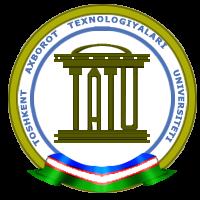 Логотип высшего учебного заведения «Ташкентский университет информационных технологий»