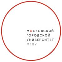 Логотип высшего учебного заведения «Московский городской педагогический университет»