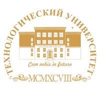 Логотип высшего учебного заведения «Государственное бюджетное образовательное учреждение высшего образования Московской области «Технологический университет»»
