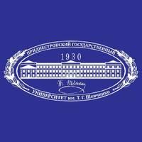 Логотип высшего учебного заведения «Приднестровский государственный университет имени Т. Г. Шевченко»