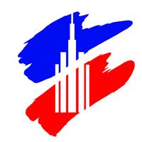 Логотип высшего учебного заведения «Французский университетский колледж МГУ имени М.В. Ломоносова»