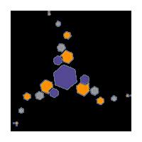 Логотип высшего учебного заведения «Институт космических и информационных технологий»