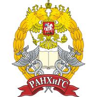 Логотип высшего учебного заведения «Российская академия народного хозяйства и государственной службы при Президенте Российской Федерации»