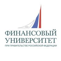 Логотип высшего учебного заведения «Финансовый университет при Правительстве Российской Федерации»