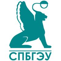 Логотип высшего учебного заведения «Санкт-Петербургский государственный экономический университет»