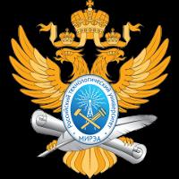 Логотип высшего учебного заведения «МИРЭА — Российский технологический университет»