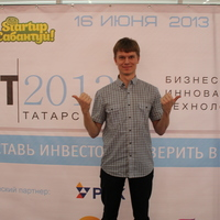 Александр Улитин (litiy-18224) – Менеджер, веб-разработчик