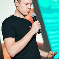 "Sergey Ryabenko (ryabenko-pro) – Full Stack ninja (""LAMP"", JavaScript), Team Lead, Scrum Master, Tech co-founder."
