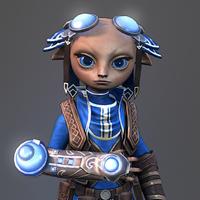 Alexey Vasiliev (meobyte) – 3D Character Artist