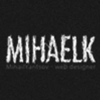 Михаил Янцов (mihaelk) – Веб-дизайн