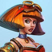 Александра Семушина (sandlady) – 2d-художник