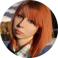 Елена Гурова (hamichu) – Web - дизайнер