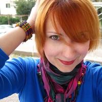 Ольга Володина (orientalbirdie) – графический дизайнер