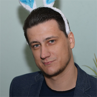 Олег Севрук (dos-87) – Frontend разработчик