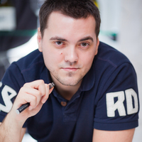 Павел Золин (ipaulus) – Арт-директор, ведущий дизайнер
