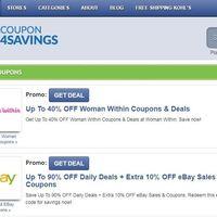 coupon4savings